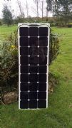 90W Flexible Solar panels Sunpower Cells 1200x415